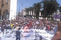 نقل معتقل مغربي من حراك الريف للمشفى بعد إضرابه