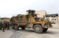 تركيا ترسل تعزيزات عسكرية جديدة إلى الحدود مع سوريا (صور)