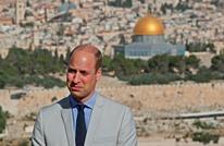 """عكرمة صبري يكشف لـ""""عربي21"""" تفاصيل حديثه مع الأمير وليام"""
