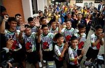 """""""فتية الكهف"""" التايلانديون يروون معاناتهم للمرة الأولى"""