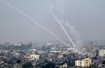 صواريخ من غزة أثناء مراسم اتفاقي التطبيع بالبيت الأبيض