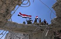 الحافلات تتجهز تمهيدا لبدء عمليات التهجير بالقنيطرة السورية