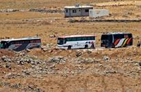 دفعة ثالثة من مهجري القنيطرة في طريقها إلى إدلب