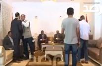 هل تآمر المجبري والقطراني ضد الوفاق الليبية؟ (شاهد-تسريب)