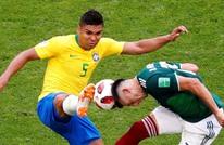 الشوط الأول.. أداء قوي في قمة البرازيل والمكسيك