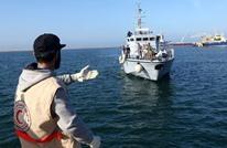 """ليبيا .. إنقاذ 104 مهاجرين من الغرق في """"المتوسط"""""""