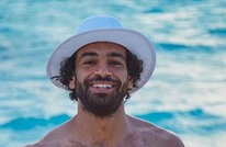 """صلاح يعلق على صورته بـ""""المايو"""" في جزر المالديف"""
