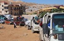 السلطات اللبنانية تجبر لاجئة سورية على هدم خيمتها (شاهد)