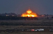 مروحيات إسرائيلية تهاجم أهدافا في جنوب سوريا