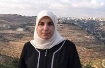 تحقيقات قاسية ومكثفة مع الكاتبة الفلسطينية لمى خاطر (صور)
