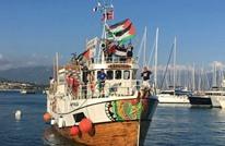 طيار إسرائيلي سابق يشارك في أسطول الحرية المتجه إلى غزة