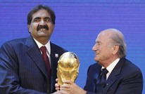 بلاتر: السياسة تدخلت لفوز قطر بمونديال 2022.. وساركوزي متهم
