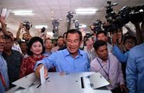 الحزب الحاكم يفوز بجميع مقاعد البرلمان في كمبوديا