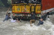 مصرع 569 شخصا جراء فيضانات الأمطار الموسمية بالهند