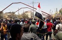 إصابة متظاهرين برصاص قوات الأمن في البصرة (شاهد)