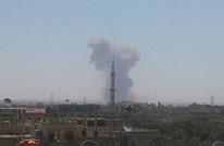 مقتل مدني بقصف للنظام على درعا البلد.. وتعثر المفاوضات