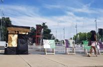 مجسم للكعبة في ساحة الأمم المتحدة في جنيف .. لماذا؟ (صور)