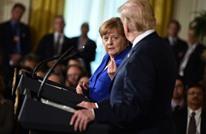 """ميركل تهاجم سياسات ترامب وتهدده بـ""""حرب تجارية"""""""