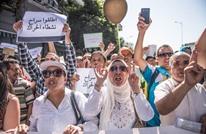 مسيرة حاشدة بالمغرب لإطلاق سراح نشطاء حراك الريف (شاهد)