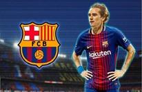 أتليتكو مدريد يعترض على انتقال غريزمان إلى برشلونة.. لماذا؟