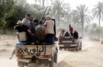 حكومة الوفاق الليبية تهاجم تمركزات حفتر جنوبي طرابلس