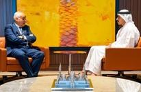 المبعوث الأممي لليبيا يبحث في أبو ظبي إنهاء الاقتتال بالبلاد