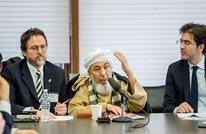 مستشرق إسرائيلي بارز يلتقي بالشيخ بن بيّه ويشيد به (صورة)