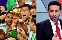 """أبو تريكة: """"الخضر"""" أعادوا كتابة التاريخ ومصر تحولت لأرضهم"""