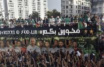 """استقبال جماهيري كبير لـ""""الخضر"""" بعد وصولهم للجزائر (شاهد)"""