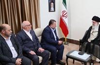"""العاروري: زيارة حماس إلى إيران """"تاريخية واستراتيجية"""""""