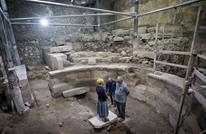 الاحتلال يكشف أساسات الأقصى بحفريات وخبير يحذر (شاهد)