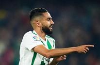نجم جزائري يعود إلى الدوري الفرنسي من بوابة سانت إتيان