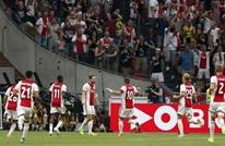 أياكس يُتوج بكأس السوبر الهولندية للمرة 9 في تاريخه (شاهد)