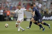 ريال مدريد يسقط أمام توتنهام في كأس أودي (شاهد)