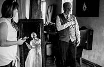 حفيدة تحتفل بمرور 60 عاما على زواج جديها بطريقة خاصة (صور)