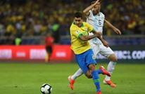 """البرازيل تحسم قمة الأرجنتين وتطير إلى نهائي """"كوبا"""" (شاهد)"""