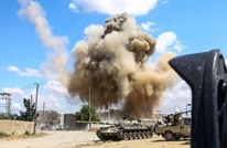 """الجيش الليبي يستهدف تجمعات لقوات حفتر بقاعدة """"الوطية"""""""