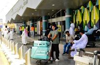 """التحالف يسقط """"مسيّرة مفخخة"""" للحوثي فوق مطار أبها"""