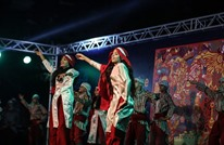 انطلاق فعاليات مهرجان فلسطين الدولي في غزة
