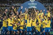 """البرازيل تتوج بـ""""كوبا أمريكا"""" لتاسع مرة في تاريخها (شاهد)"""