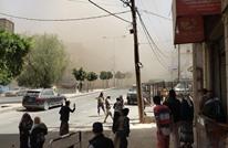 غارات عنيفة للتحالف على مواقع للحوثي في صنعاء (صور)
