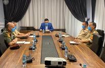 السراج يجتمع بقادة الجيش ويبحث معهم تطورات عملية سرت