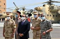 معهد بحثي: أمام مصر قيود بشأن نشر قواتها في ليبيا