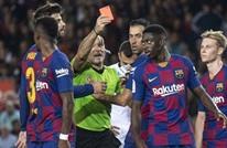 بعد صدمة ضياع الليغا.. برشلونة يتلقى خبرا سارا