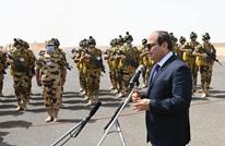 """""""العمل الوطني"""" تحذر من زجّ السيسي بالجيش في ليبيا"""