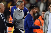 مدرب برشلونة يرد على تصريحات ميسي بعد ضياع الليغا