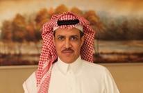 """سعوديون يشيعون الكاتب """"الشيحي"""".. وحضور للأمن (شاهد)"""