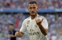 زيدان يستبعد هازارد عن مباراة ريال مدريد وخيتافي.. لماذا؟