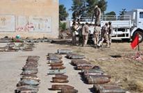 الجيش الليبي يعلن تدمير أطنان من ألغام حفتر جنوبي طرابلس