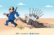 التدخل المصري بليبيا!